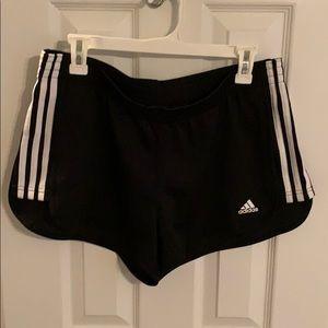 Adidas shorts!